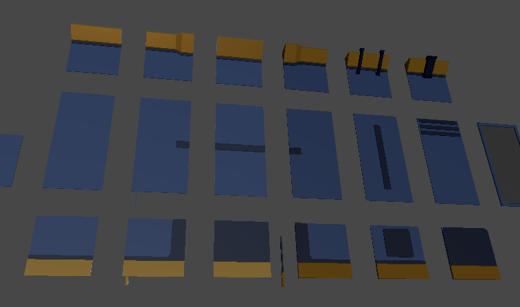 A view of the tileset for UD2